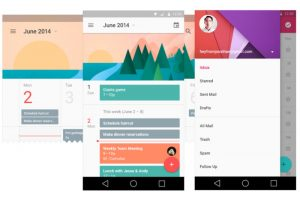 Grid Layout pada Material Design