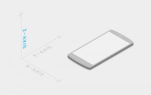 Efek 3D pada Material Design