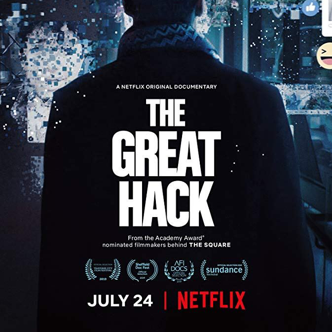 The Great Hack Poster